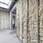 Zateplení stěn izolací ICYNENE
