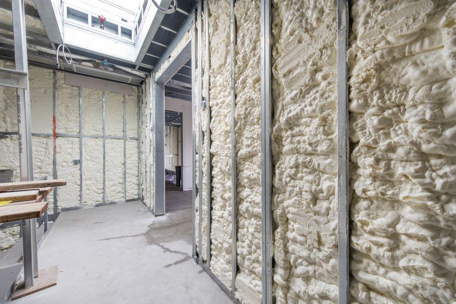 Zateplení stěn