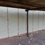 zateplení stěn dřevostavby izolací Icynene