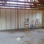 Zateplení stěn dřevostavby Chytrou izolací Icynene