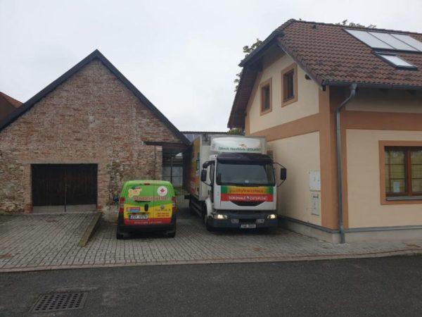 Zateplení rodinného domu v obci Želeč
