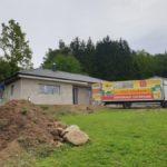zateplení bungalovu v Červeném Poříčí izolací Icynene