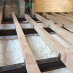 Zateplení stropu ve Hvozdnu Chytrou izolací Icynene
