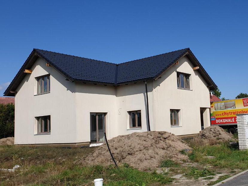Zateplení rodinného domu v obci Hory