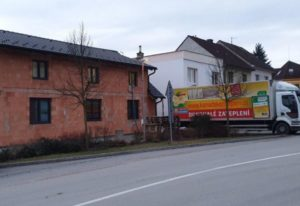 Zateplení novostavby rodinného domu v Praze