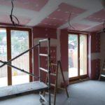 Zateplení apartmánového domu v Železné Rudě