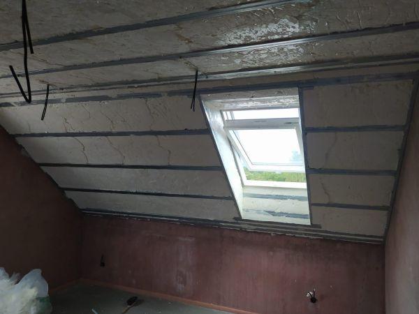 Zateplení betonového domu v Habartově