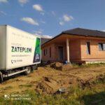 Zateplení rodinného domu v Křižanově