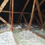 Zateplení bungalovu a garáže v obci Malonty