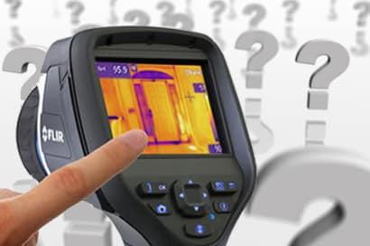 Ke konzultaci měření termokamerou ZDARMA