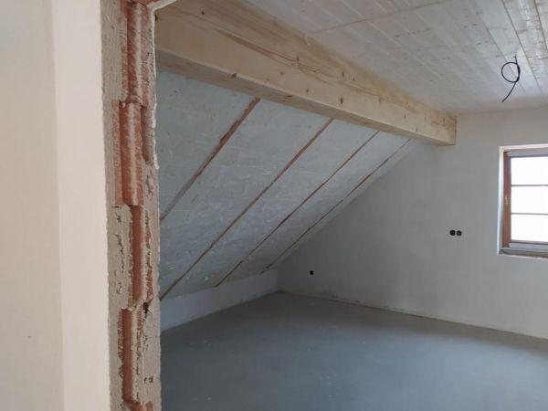 Zateplení domu v Třebíči