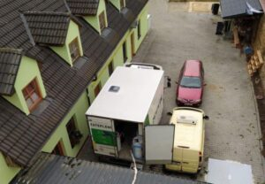 Zateplení penzionu v Plehřimově